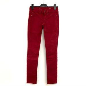Saks Fifth Avenue GRAY Skinny Jeans